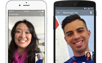 Messenger de Facebook añade chats en video