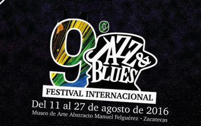 9 Festival Internacional de Jazz y Blues 2016